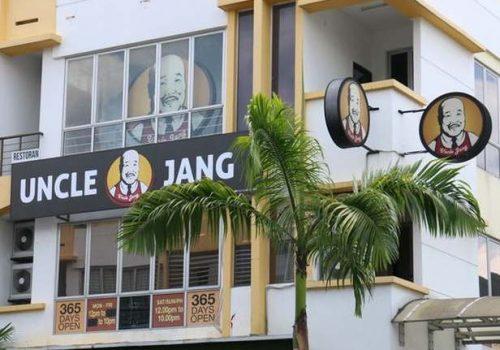 UNCLE JANG