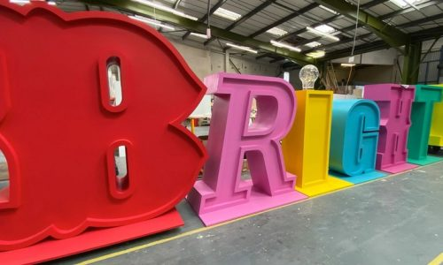 Giant Placecards